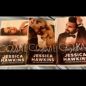 The City Scape Affair Series by Jessica Hawkins